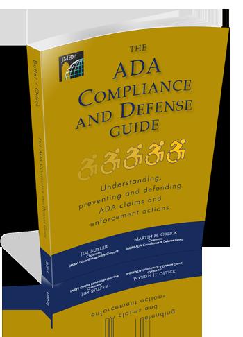 ADA Compliance and Defense :: California ADA Attorney Jeffer