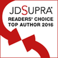 JDSupra Top Author 2016