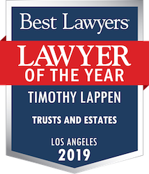 Best Lawyers - Lawyer of the Year 2019 - Timothy Lappen