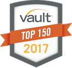 Vault Top 150 Badge