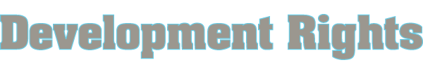 Development Rights Logo