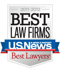 Best Law Firms 2012